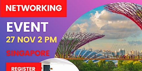 NETWORKING EVENT IN SINGAPORE EB