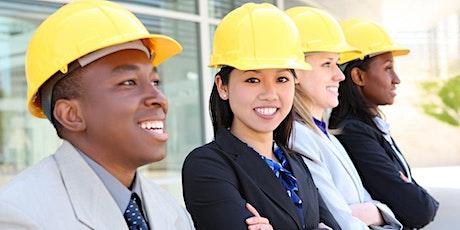 Women in Construction diverse communities webinar tickets