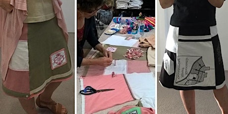Upcycled T-shirt  Skirts workshop tickets