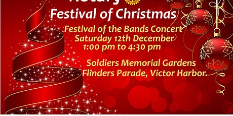 Festival of Bands Concert tickets