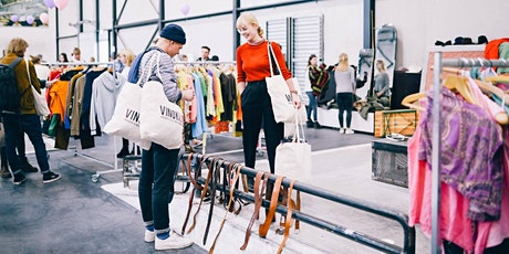 Winter Vintage Kilo Pop Up Store • Dresden • Vinokilo billets