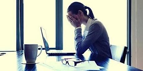 Webinar Emplea: Gestión del estrés en la búsqueda de empleo. boletos