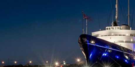 Gala Dinner on the Royal Yatch Britannia - Friday 10 December 2021 tickets