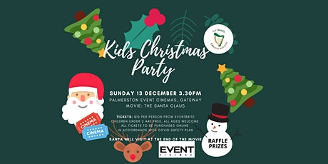 NT Irish Association Kids Christmas Party tickets
