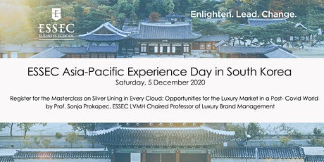 ESSEC Business School | Experience Day in South Korea tickets