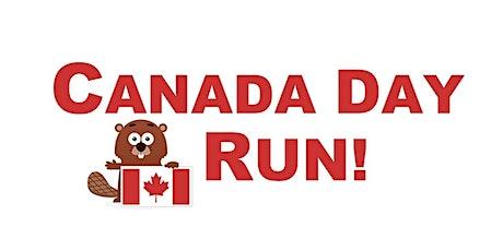 Canada Day Run 2021 tickets