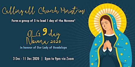 Calling Church Ministries tickets