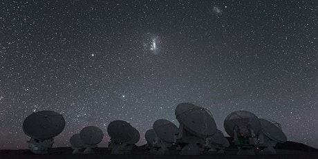 Getting to know the neighbours: The Magellanic Clouds tickets