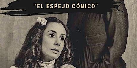 """Santander Escénica presenta """"El espejo cónico"""", de la Compañía Ruth Garreta entradas"""