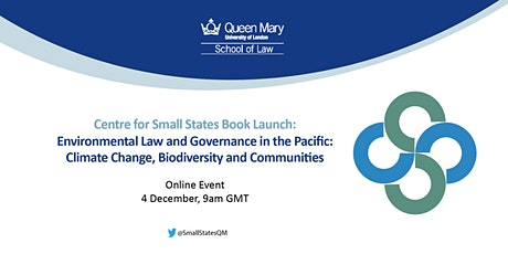 Centre for Small States: Book Launch tickets