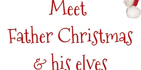 Meet Father Christmas & his elves tickets
