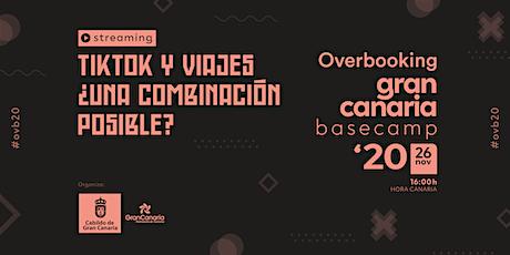Overbooking Gran Canaria: Basecamp 26 noviembre entradas