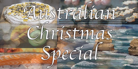 Cook-a-Long w/ Chef Kit - Christmas Special - Australian Style tickets