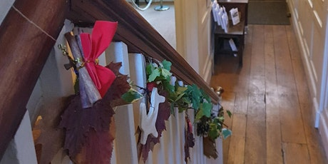 Children's Christmas Craft Packs  with Craft-a-long session tickets