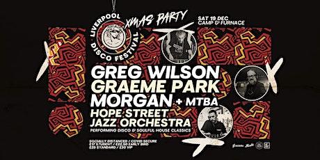Liverpool Disco Festival Xmas Party tickets