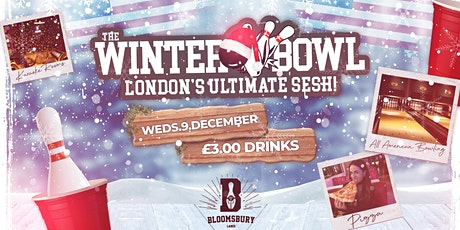 Superbowling Wednesdays - £3 Drinks & Bowling! tickets