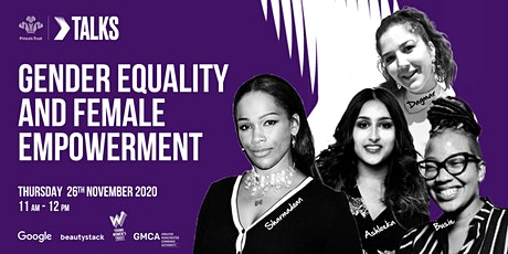 Trust Talks: Diversity & Inclusion - Gender Equality and Female Empowerment tickets
