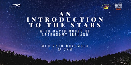 Looking at the Stars with Astronomy Ireland tickets
