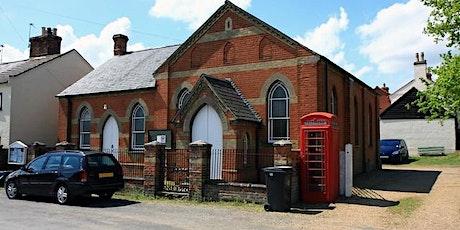 Carol Service; Methodist Chapel, Norton Subcourse, Norfolk tickets