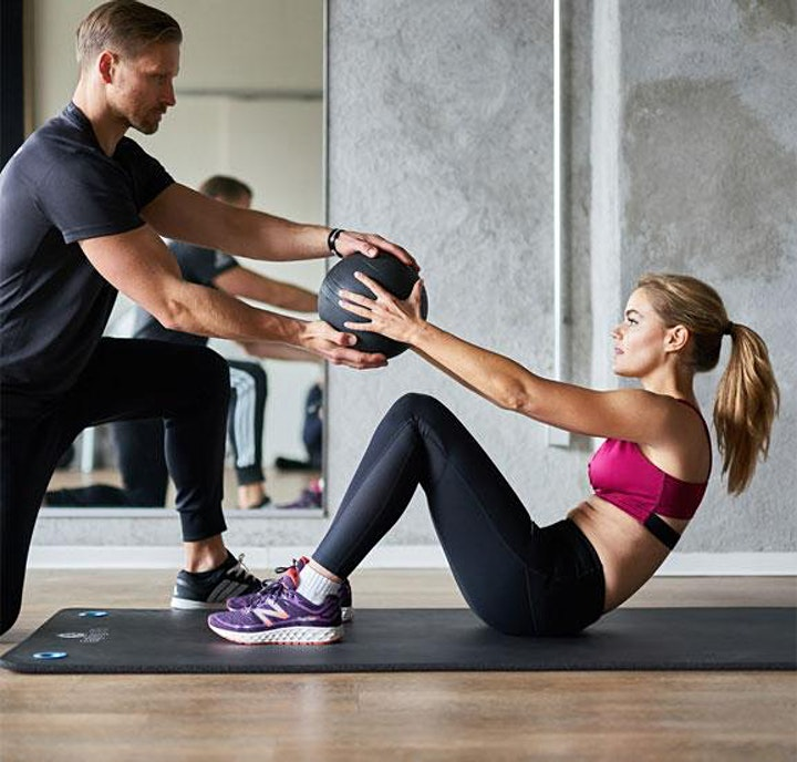FREE:  Become qualified in Exercise Referral, in just 8 wks image