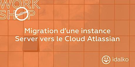 Migration d'une instance Server vers le Cloud Atlassian tickets