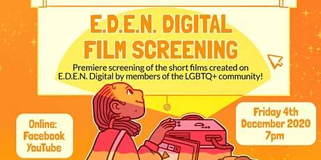 E.D.E.N. Digital - Film Screening tickets