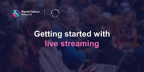 Getting started with live streaming tickets