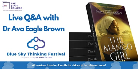 Live Q&A with  Dr Ava Eagle Brown tickets