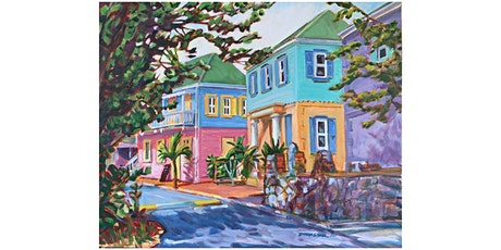"VIP Opening Night of ""Our BVI"" Art Show by David Thrasher at Nutmeg & Co. tickets"