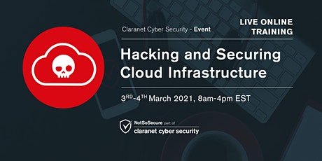 Hacking and Securing Cloud Infrastructure tickets