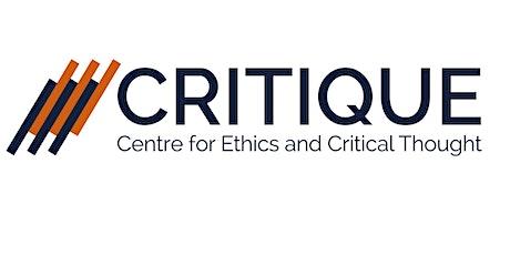 CRITIQUE Professional Development Series: Publish Your Dissertation tickets