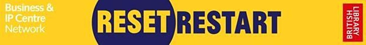 Reset. Restart: your social media success image