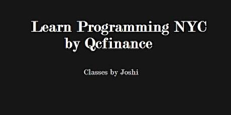 Python Fundamental Class For Beginner Non Programmers(6 hours $325)- online tickets