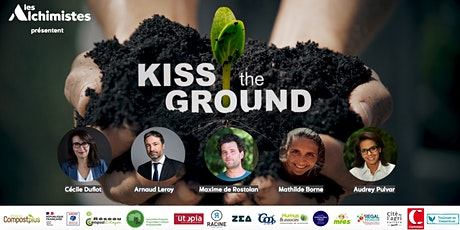 "Projection-débat gratuite ""Kiss the Ground"" tickets"