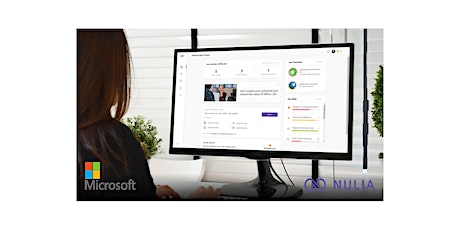 Nulia Works - Drive Adoption of Teams & ALL of Microsoft 365 tickets