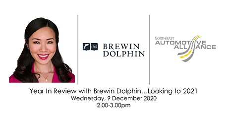 Year In Review with Brewin Dolphin…Looking to 2021 tickets