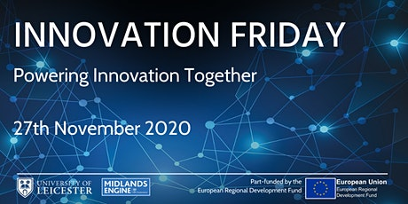 Innovation Friday | Powering Innovation Together tickets