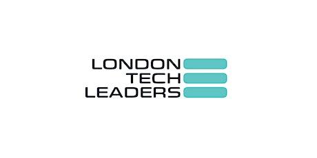London Tech Leaders - December Online Edition tickets