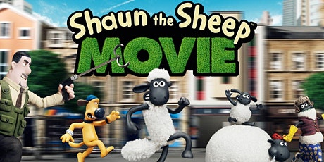 SHAUN THE SHEEP MOVIE (SUBTITLED) + PERFORMANCE BY VILMA JACKSON tickets