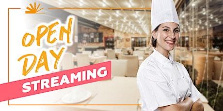 Open day scuola alberghiera AD FORMANDUM in streaming biglietti