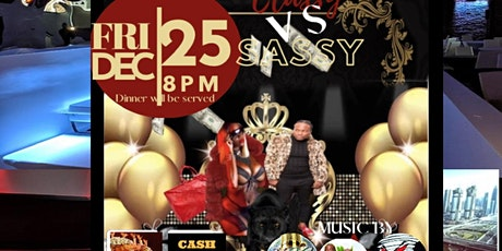 """CLASSY VS  SASSY """"A Night To Remember"""" tickets"""