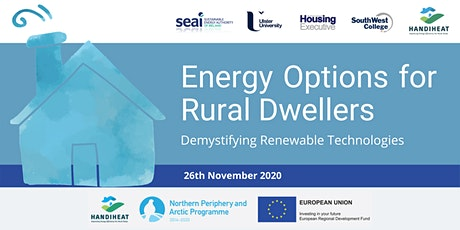 Energy Options for Rural Dwellers: Demystifying Renewable Technologies. tickets