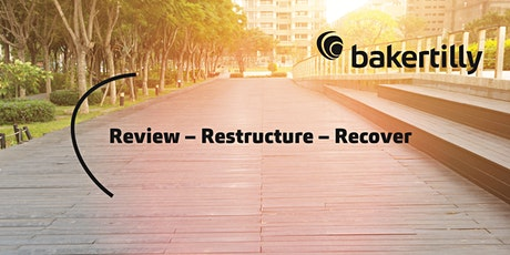 Review – Restructure – Recover (In conjunction with CIBA) tickets