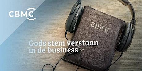 Workshop | Gods stem verstaan in de business | RIJSSEN | 5 & 12 maart 2021 tickets