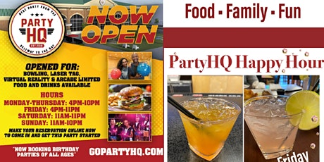 Happy Hour - Party HQ - In the Bowie Town Center tickets