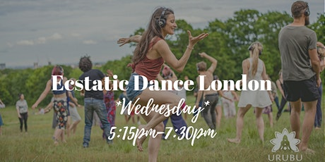 Wed,5:15pm-7:30pm Ecstatic Dance London: Outdoor Movement Class tickets