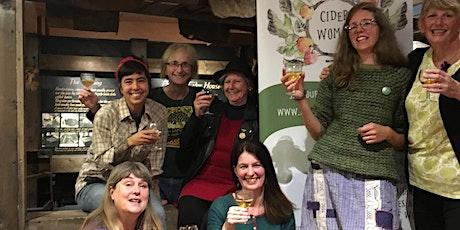 Manchester Cider Club - Cider women tickets