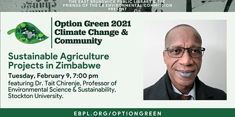Option Green: Sustainable Agriculture Projects in Zimbabwe tickets