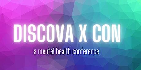 Discova X Con tickets