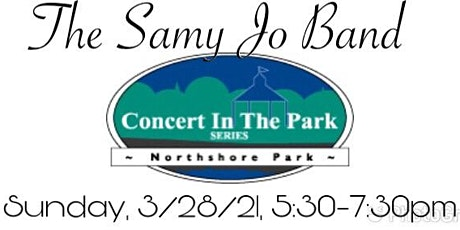 Concert in The Park with SJB tickets
